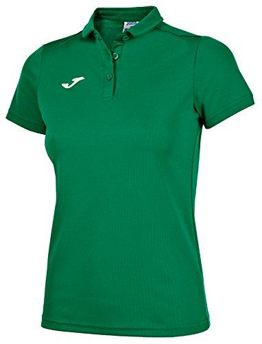 Joma 900247 Camiseta Polo, Mujer, Verde, S