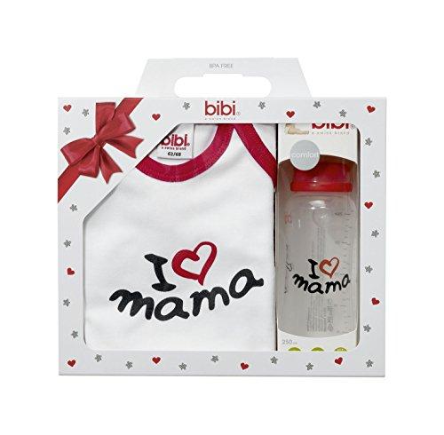 bibi® Set cadeau body et biberon\