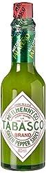 Tabasco Green Pepper Sauce, 60ml