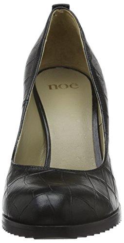 Noe Antwerp - Nabla, Scarpe col tacco Donna Nero (Nero (Nero))