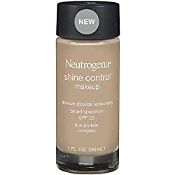 Neutrogena Shine Control Liquid Makeup Broad Spectrum Spf 27