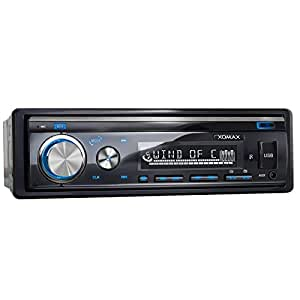 xomax xm rsu253bt autoradio mit bluetooth. Black Bedroom Furniture Sets. Home Design Ideas