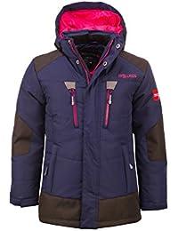 Troll Kids Parka d hiver doublé Veste de ski et neige Narvik e3850c62699