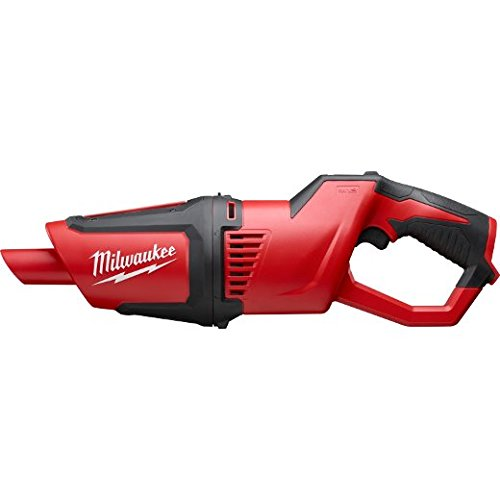 Milwaukee 0850-20 M12 Compact Vacuum (Bare Tool) by MILWAUKEE DUSTLESS (20 Milwaukee Electric Tools)