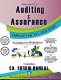 Auditing and Assurance for Old Syllabus CA IPCC Latest Edition By Surbhi Bansal Applicable for May 2020 Exam And Onwards