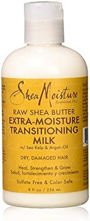 Shea Moisture Raw Shea Butter Extra-Moisture Transitioning Milk - Dry-Damage Hair