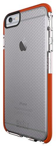 Tech 21 Classic Check Hülle Widerstandsfähig Schlagfest mit FlexShock Aufprallschutz für iPhone 6 Plus /6s Plus - Transparent
