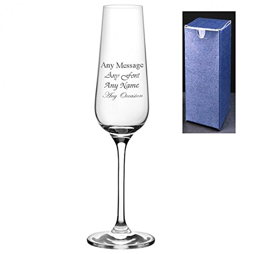 Freimaurerwappen, personalisierte Gravur Einladung Champagner Flöte Hochzeit Wein Geburtstag Bridesmaid