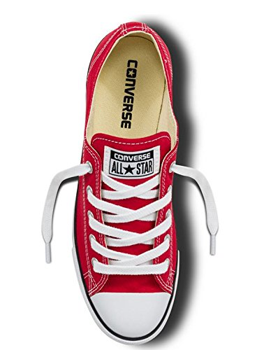 Converse AS Ox Can red M9696 Unisex-Erwachsene Sneaker, Rot (red), EU 42(US 8.5) - 4