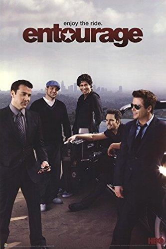 Entourage - Season 7 Poster Drucken (60,96 x 91,44 cm)