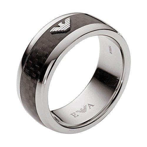 Emporio Armani Herren-Ring EGS1602040-514 Größe V