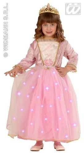 Kinder-Kostüm-Set Fiberoptic Princess, Größe (Princess Teenager Halloween Kostüme Mädchen)