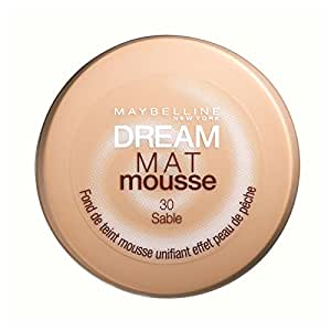 Maybelline Dream Mat Mousse - 30 Sable (Sand)