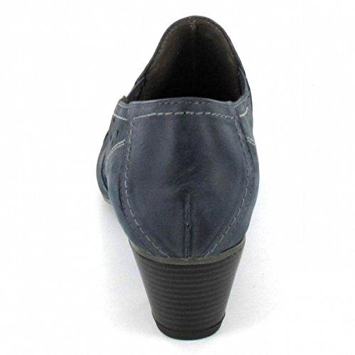 Jana, Scarpe col tacco donna Blu blu Blu (blu)