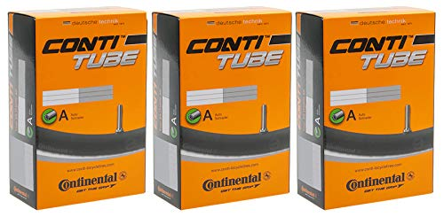 Continental 3 x Schlauch MTB, 29 Zoll, Sparpackung, AV (Autoventil)