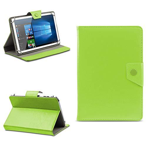 na-commerce Telekom Puls Tablet Hülle Tasche Schutzhülle Case Schutz Cover Stand 8 Zoll Etui, Farben:Grün
