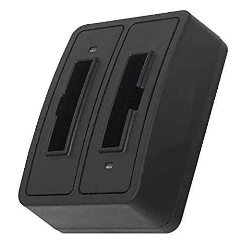 Dual-Ladeschale (Micro-USB) BA-300 für Sennheiser RI 410 (IS 410), RI 830 (Set 830 TV), RI 830-S, RI 840 (Set 840 TV), RI 900, RR 4200... - s. (Sennheiser Ri 410)