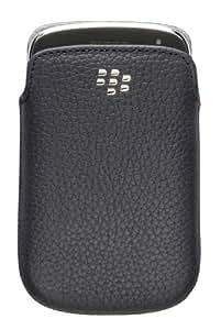 Blackberry - Etui/housse Origine officiel Blackberry Bold 9900 - Noir