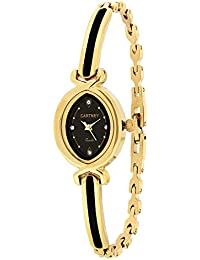 Cartney Collection Analog Black Dial Women's Watch - CTY-B099