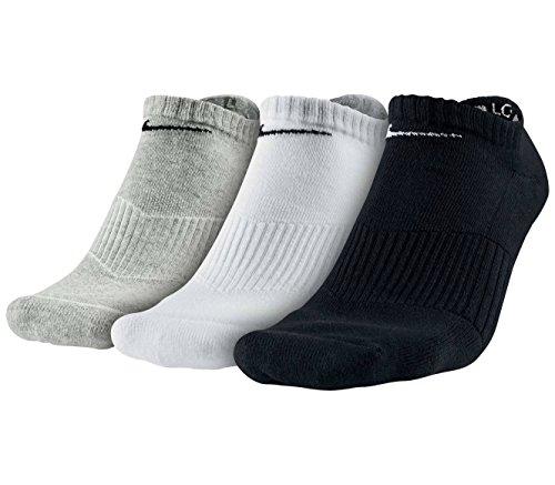 Nike No Show Socks 3Pair Pack Cushion