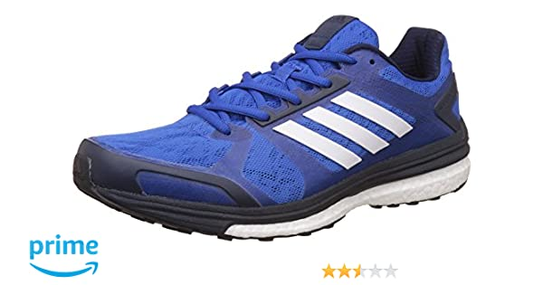 best sneakers b85e5 6aa67 Adidas Men s Supernova Sequence 9 M Blue, Ftwwht and Conavy Running Shoes -  6 UK India (39.33 EU)  Buy Online at Low Prices in India - Amazon.in