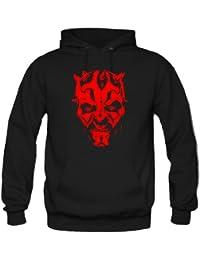 Darth Maul Kapuzenpullover | Star Wars | Sith | Kult