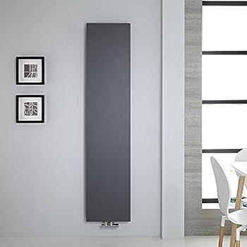 hudson reed radiateur eau chaude vertical acier. Black Bedroom Furniture Sets. Home Design Ideas