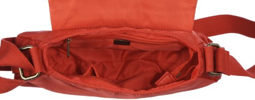 Betty Barclay Borsa Messenger New Melody,  rosso �?Rot (red), K-171 NY 19 Rot (red)