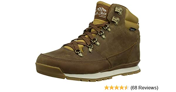 c358c9b3c THE NORTH FACE Men's Back-to-Berkeley Redux Leather High Rise Hiking Boots