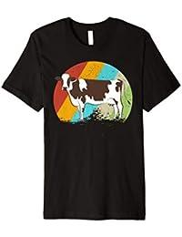 Landwirt Kühe Viehwirt Kuhflüsterer Geschenk Kuh T-Shirt