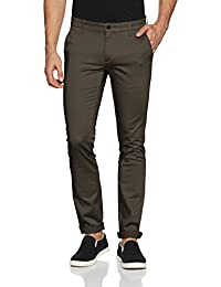 Ruggers Men's Casual Trousers