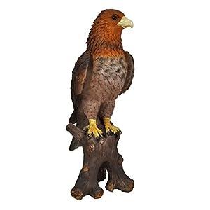 KLP Bussard Falke Steinadler Adler Vogel Seeadler Deko Garten Tier Figur Greifvogel