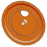 Bremsscheibe mit Innenverzahnung Ersatzteil für ATIKA Betonmischer Format 190 ***NEU***