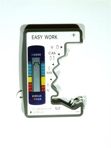 EW Batterietester