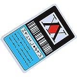Hi Collie Kurapika Killua Hunter X Hunter Carte sous licence Anime Clé USB Ordinateur portable Skateboard Carte de crédit Car