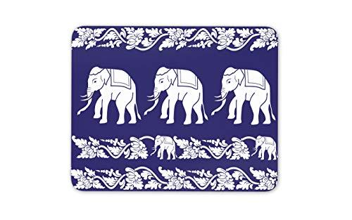 Schöne indische Elefanten Mauspad Pad - Indien Wilde coole Computer-Geschenk # 15597
