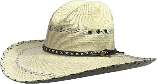 c9d4704b0d4 Bull skull hats eee1581 Palm Leaf Cowboy Hat Truman 109 - Best Price ...