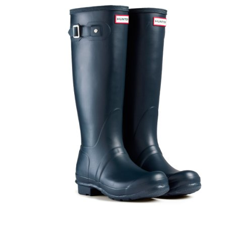 Hunter Original Tall Boot Navy Eu38 Uk5