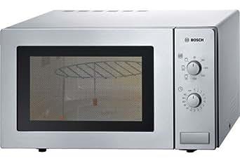 Bosch HTM 82G450 Micro-Ondes et Gril Pose Libre 25 L 900 W Acier Inox