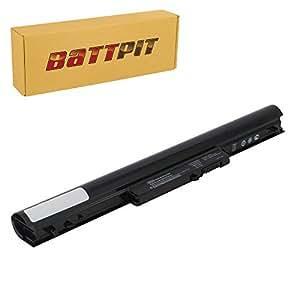 Battpit Batterie d'ordinateur Portable de Remplacement pour HP Pavilion Sleekbook 15-b147ef (2200mah)