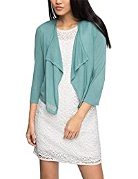 Esprit 056eo1i021-Floated Weiche Quality, Gilet Femme