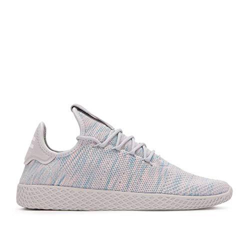 Chaussures adidas – Pw Tennis Hu gris/bleu/rose taille: 43 1/3
