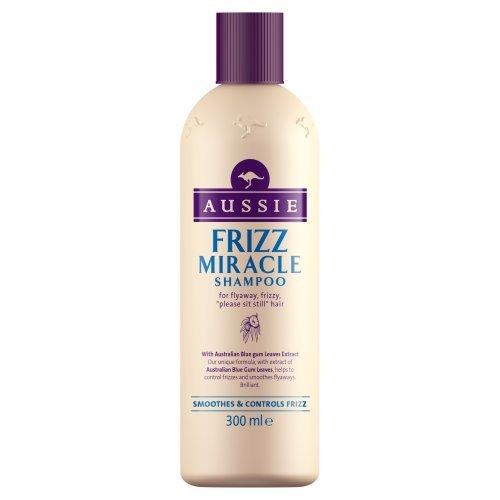 Aussie Frizz Miracle Shampoo mit Aloe Vera - glätten & kontrollieren die Krause 300ml