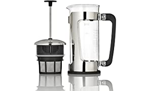 Espro Coffee Press P5-18 oz, Glass and Stainless Steel