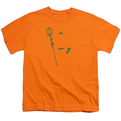 DC - Dc - Youth Aqua Min T-Shirt Orange