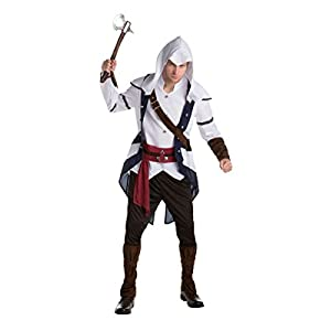 Generique – Connor Assassin's Creed Kostüm für Erwachsene