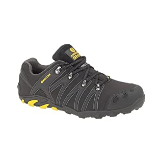 Amblers Unisex Steel FS23 Soft Shell Safety Trainers (5 UK) (Black)