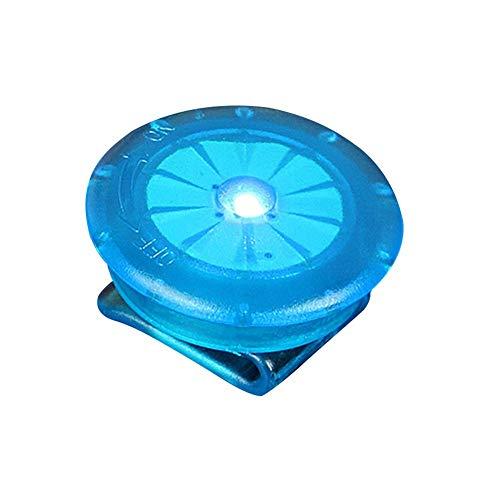 iPenty 5PCS LED Schuhclip Wasserdicht Reflektierende Für Ihre Sicherheit und Ihrer Kinder im Straßenverkehr Joggen, Radfahren, auf dem Schulweg Von Anna-Neek