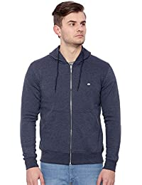 Proline Mens Navy Blue Sweat Shirt(PC13037RNBML)
