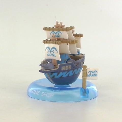 One Piece Figurine Navire Yura Yura Pirates Ship Collection 1